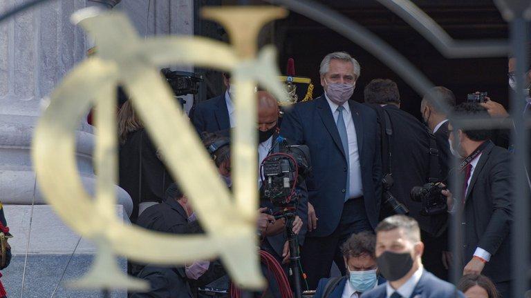 Alberto Fernández, un Presidente en dos versiones